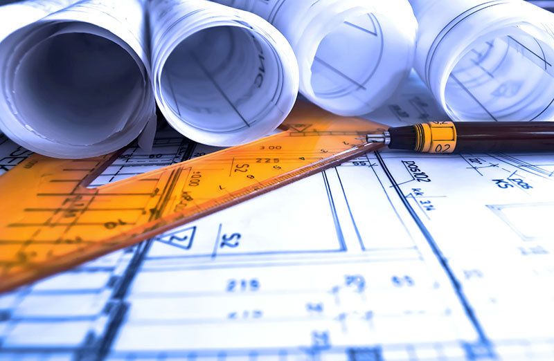 Blueprints for Industrial Contractors
